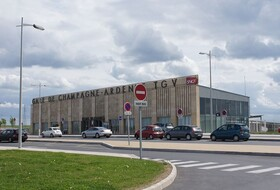 Champagne Ardenne TGV Station car park: prices and subscriptions - Station car park | Onepark