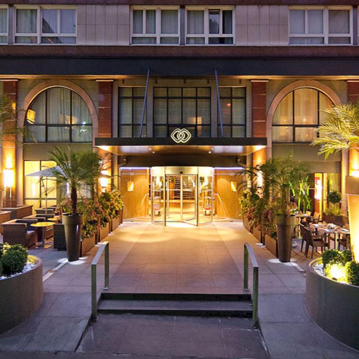 SOFITEL STRASBOURG GRANDE ÎLE Hotel Parking (Overdekt) Parkeergarage Strasbourg