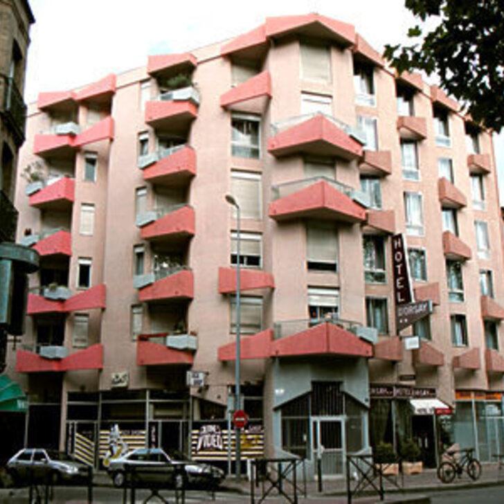 Parque de estacionamento Parking Hôtel ORSAY (Extérieur) Toulouse