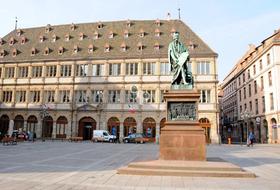 Parking Place Gutenberg à Strasbourg : tarifs et abonnements - Parking de lieu touristique | Onepark
