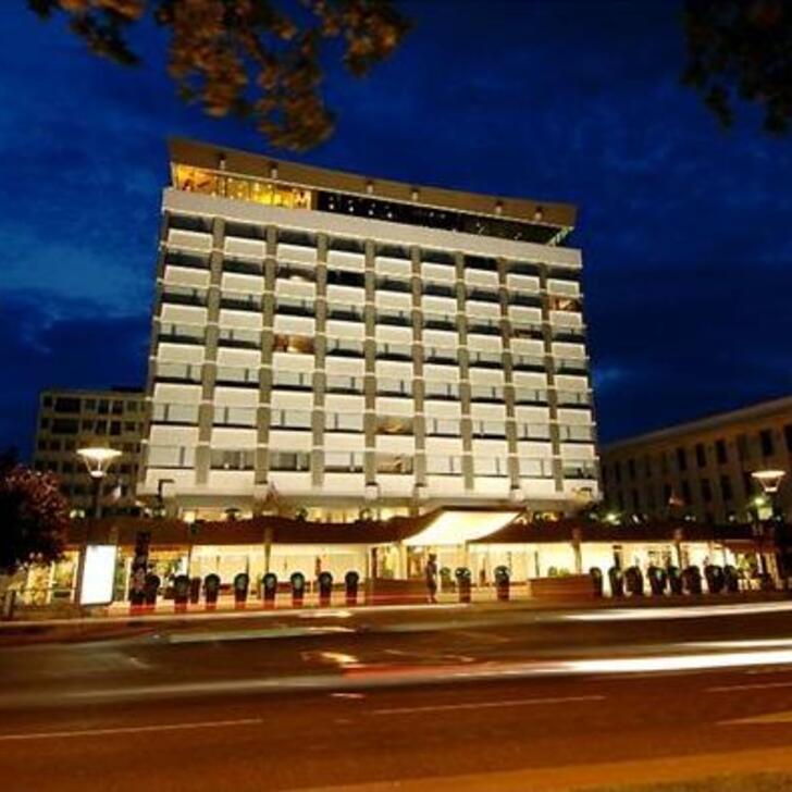 Parcheggio Hotel SOFITEL LYON BELLECOUR (Coperto) Lyon