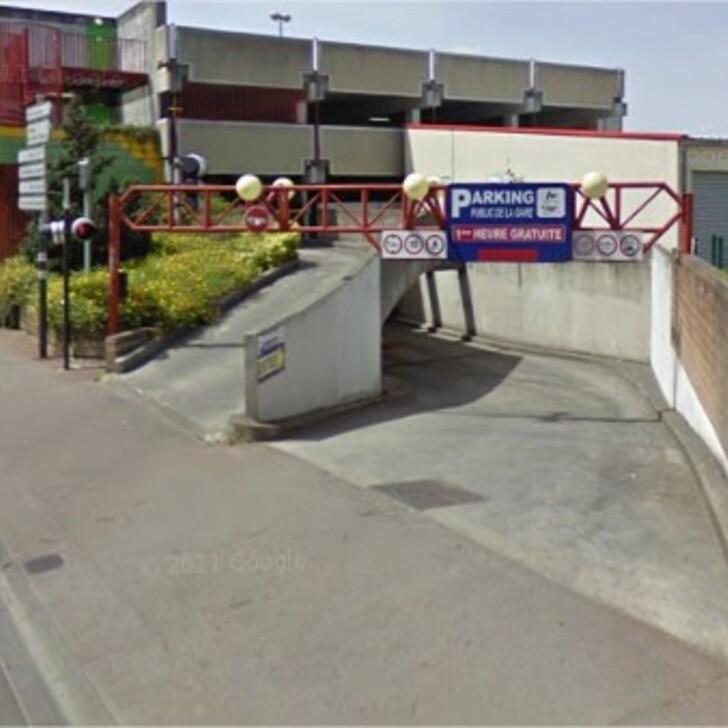 URBIS PARK GARE D'AULNAY-SOUS-BOIS Openbare Parking (Overdekt) Aulnay-sous-Bois