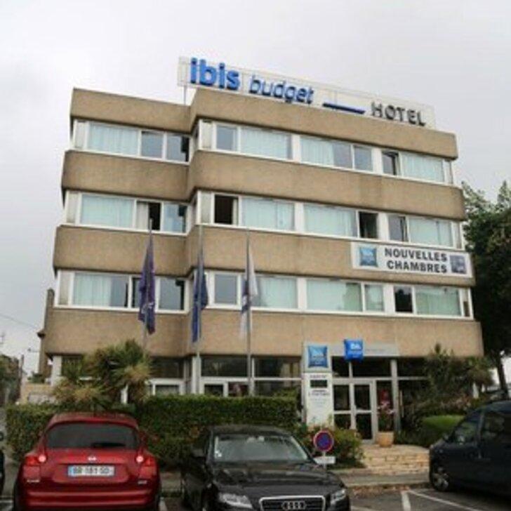 Hotel Parkhaus IBIS BUDGET SAINT-MALO CENTRE (Überdacht) Parkhaus Saint-Malo