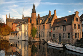 Bruges car park: prices and subscriptions - City car park | Onepark