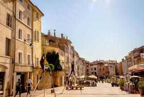 Aix en Provence car park: prices and subscriptions - City car park | Onepark