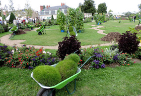 Parkeerplaats Tuin van planten : tarieven en abonnementen - Parkeren bij een toeristische plaats | Onepark