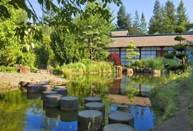 Parkeerplaats Isle of Versailles / Japanse tuin : tarieven en abonnementen - Parkeren bij een toeristische plaats | Onepark