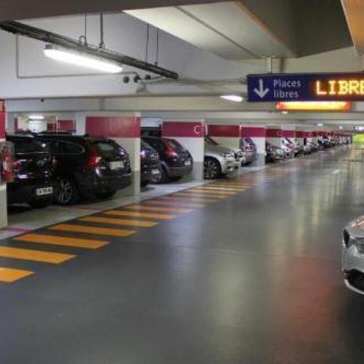 Effia Gare De Lille Flandres Officiele Parking Overdekt In Lille