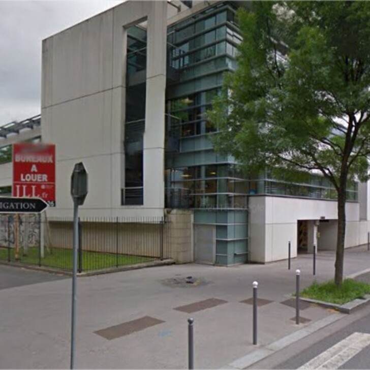 Öffentliches Parkhaus URBIS PARK VAISE (Überdacht) Parkhaus Lyon