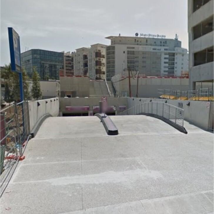 Öffentliches Parkhaus URBIS PARK EUROMED CENTER (Überdacht) Marseille