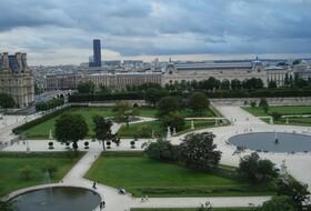 Parking Jardín de las Tullerías en París : precios y ofertas - Parking de lugar turístico | Onepark