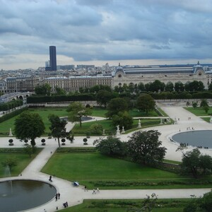 Parkhaus Jardin des Tuileries in Paris : Preise und Angebote ...
