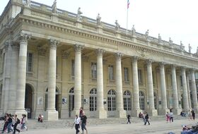 Parking Opera National de Bordeaux - Gran Teatro en Burdeos : precios y ofertas - Parking de sala de eventos | Onepark