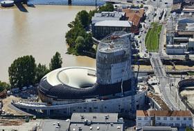 Parking Casa de vino de Burdeos en Burdeos : precios y ofertas - Parking de museo   Onepark