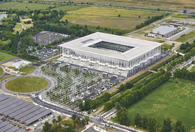 Exhibition Center Bordeaux Lac car park: prices and subscriptions - Touristic place car park | Onepark