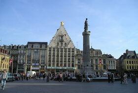 Parking Grande Place à Lille : tarifs et abonnements - Parking de lieu touristique | Onepark