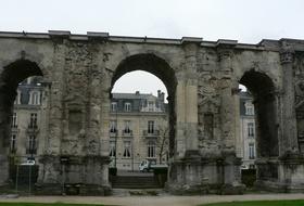 Parking Porte de Mars à Reims : tarifs et abonnements - Parking de lieu touristique | Onepark