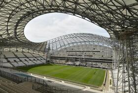 Velodrome Stadium car park in Marseille: prices and subscriptions - Stadium car park | Onepark