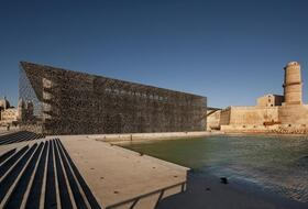Parking MuCEM en Marsella : precios y ofertas - Parking de museo | Onepark