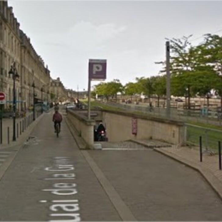Öffentliches Parkhaus URBIS PARK SALINIÈRES (Überdacht) Parkhaus Bordeaux