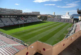 Parking Stade Mayol à Toulon : tarifs et abonnements - Parking de stade | Onepark