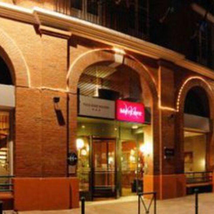 MERCURE TOULOUSE CENTRE WILSON CAPITOLE Hotel Parking (Overdekt) Parkeergarage Toulouse