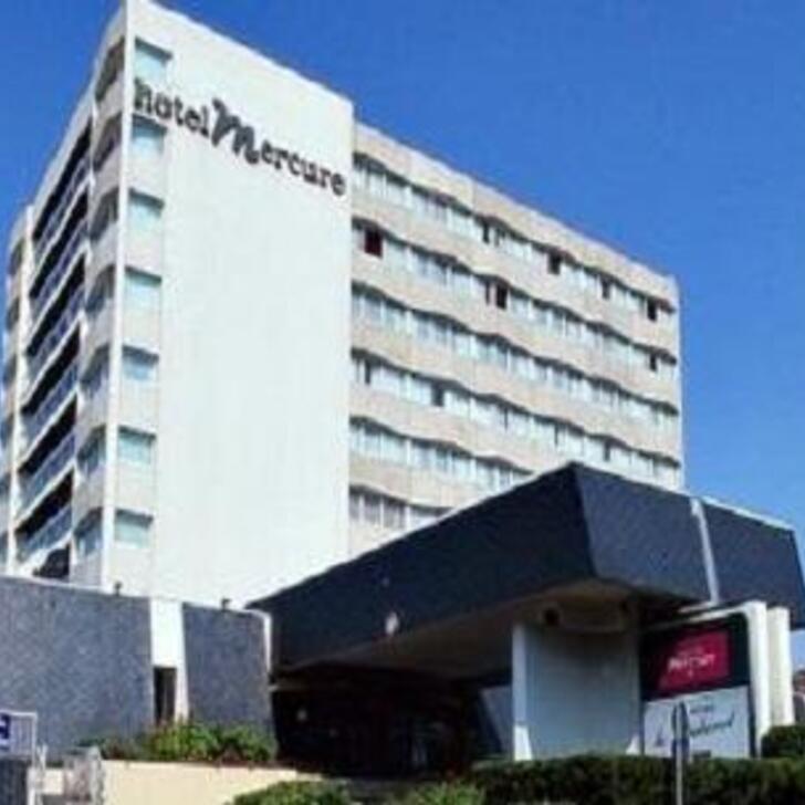 Parcheggio Hotel MERCURE ORLÉANS CENTRE (Coperto) parcheggio Orléans