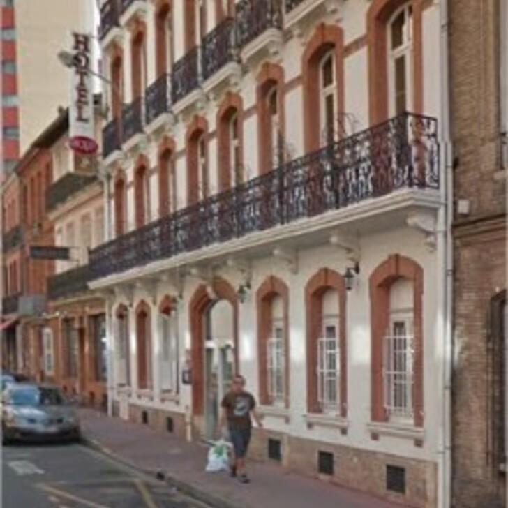 RIQUET Hotel Parking (Overdekt) Parkeergarage Toulouse