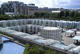 Châtelet - Les Halles car park in Paris: prices and subscriptions - Neighborhood car park | Onepark