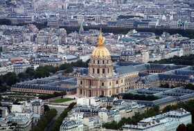 Invalides car park in Paris: prices and subscriptions - Neighborhood car park | Onepark