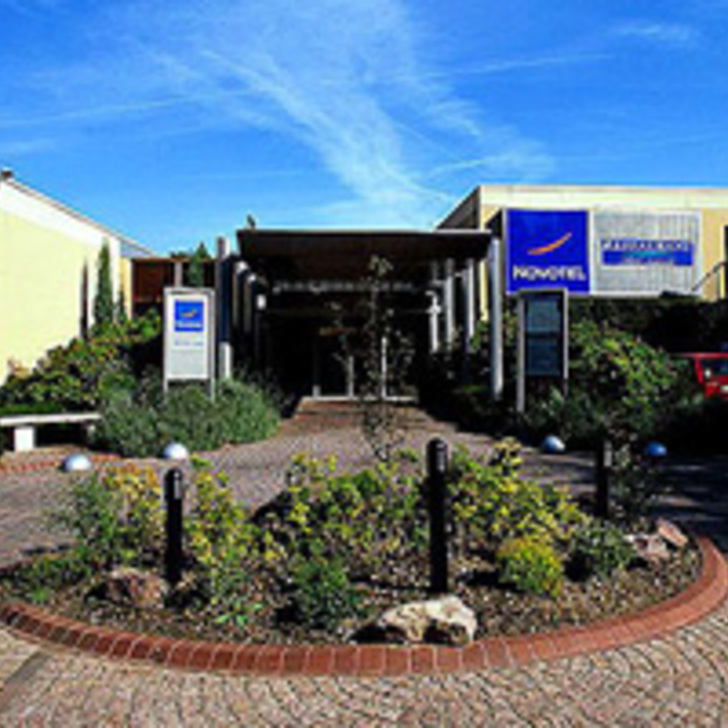 Parking Hôtel NOVOTEL ROUEN SUD (Extérieur) Saint-Étienne-du-Rouvray