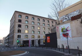 3rd arrondissement car park in Marseille: prices and subscriptions - District car park | Onepark