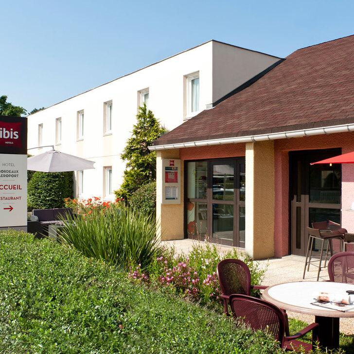 IBIS BORDEAUX AÉROPORT Hotel Parking (Exterieur) Parkeergarage Mérignac