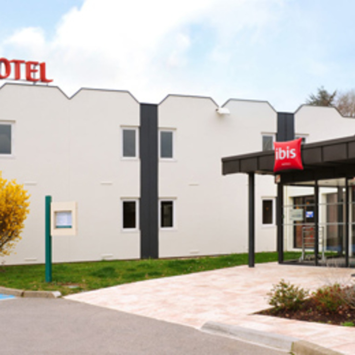 Parcheggio Hotel IBIS ROUEN PARC DES EXPOS ZÉNITH (Esterno) parcheggio Saint-Étienne-du-Rouvray