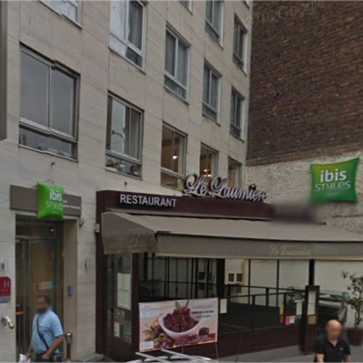 Parking Hôtel IBIS STYLES PARIS BUTTES-CHAUMONT (Couvert) Paris