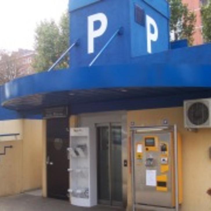 Öffentliches Parkhaus AUTOCITÉ PORTE DE SAINT-OUEN (Überdacht) Parkhaus Paris