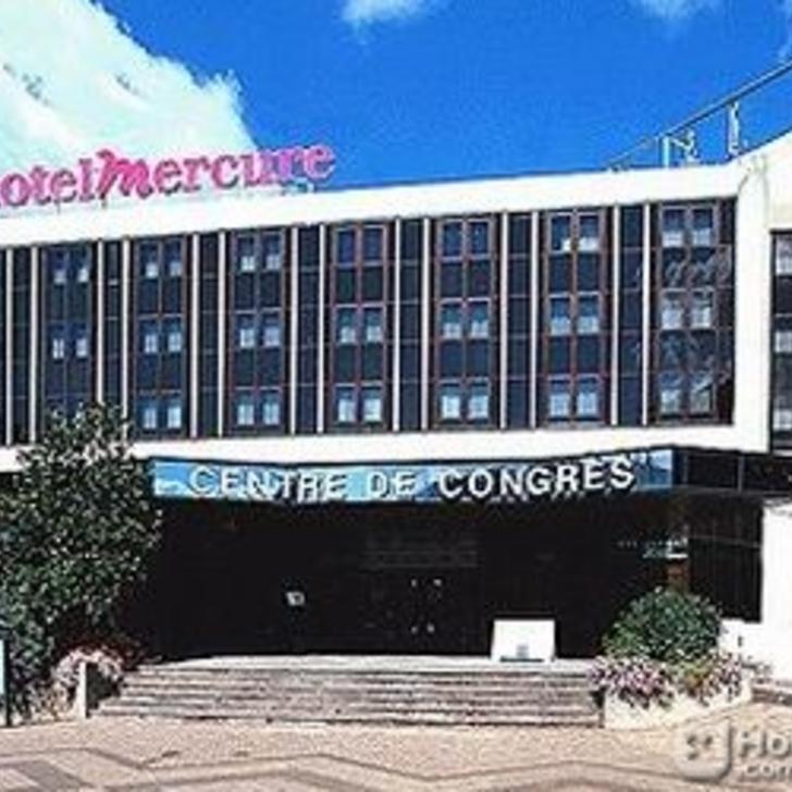 Parking Hôtel MERCURE ANGERS CENTRE (Couvert) Angers