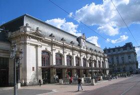 Parking Gare Bordeaux Saint-Jean à Bordeaux : tarifs et abonnements - Parking de gare   Onepark