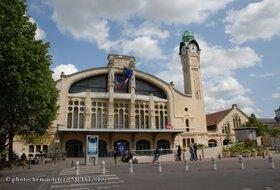 Parkeerplaats Het station van Rouen : tarieven en abonnementen - Parkeren bij het station | Onepark