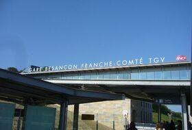 Parkhaus Bahnhof von Besançon TGV : Preise und Angebote - Parken am Bahnhof | Onepark