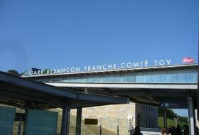 Parcheggio Stazione di Besançon TGV: prezzi e abbonamenti - Parcheggio di stazione | Onepark