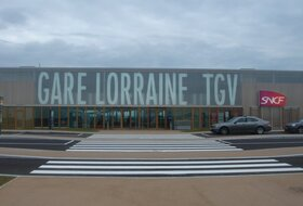 Lorraine TGV car park: prices and subscriptions - Station car park | Onepark