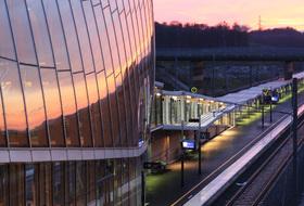 Parkhaus Belfort Montbéliard TGV Bahnhof : Preise und Angebote - Parken am Bahnhof | Onepark