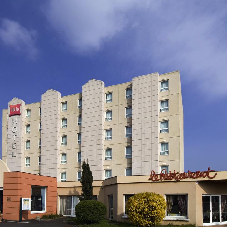 Hotel Parkhaus IBIS CLERMONT-FERRAND SUD CARREFOUR HERBET (Extern) Parkhaus Clermont-Ferrand