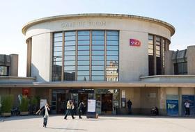 Parkhaus Bahnhof von Dijon : Preise und Angebote - Parken am Bahnhof | Onepark