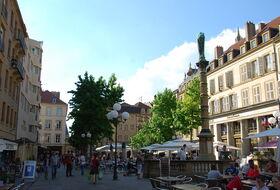 Parking Centre ville à Metz : tarifs et abonnements - Parking de centre-ville | Onepark
