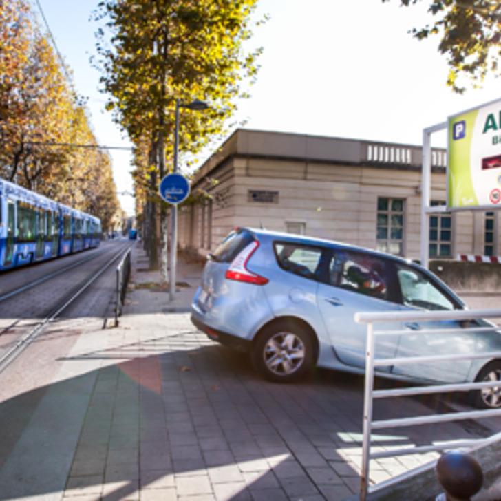 TAM ANTIGONE Openbare Parking (Overdekt) Parkeergarage MONTPELLIER