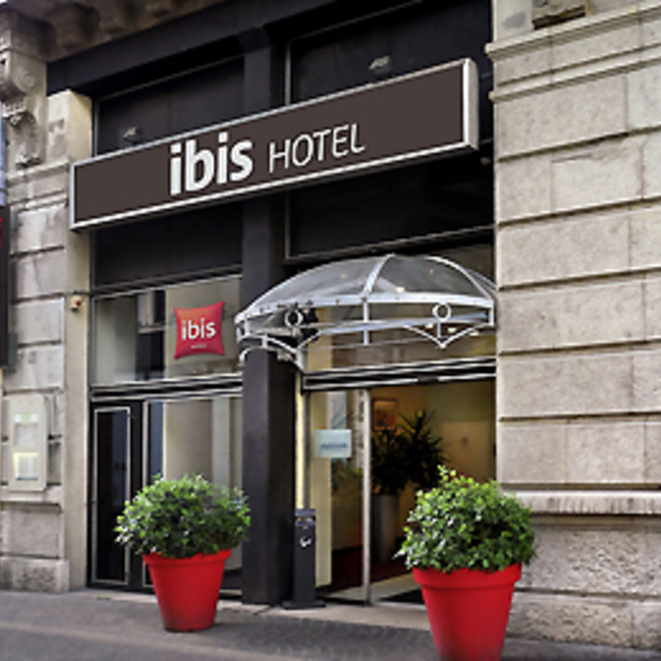 Parking Hotel IBIS GRENOBLE CENTRE BASTILLE (Cubierto) Grenoble