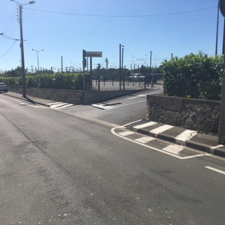Parcheggio Ufficiale EFFIA GARE DE LENS (Esterno) Lens