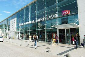 Parkhaus Bahnhof von Angers-Saint-Laud : Preise und Angebote - Parken am Bahnhof | Onepark